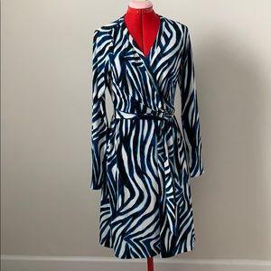 Anne Klein faux wrap dress size medium